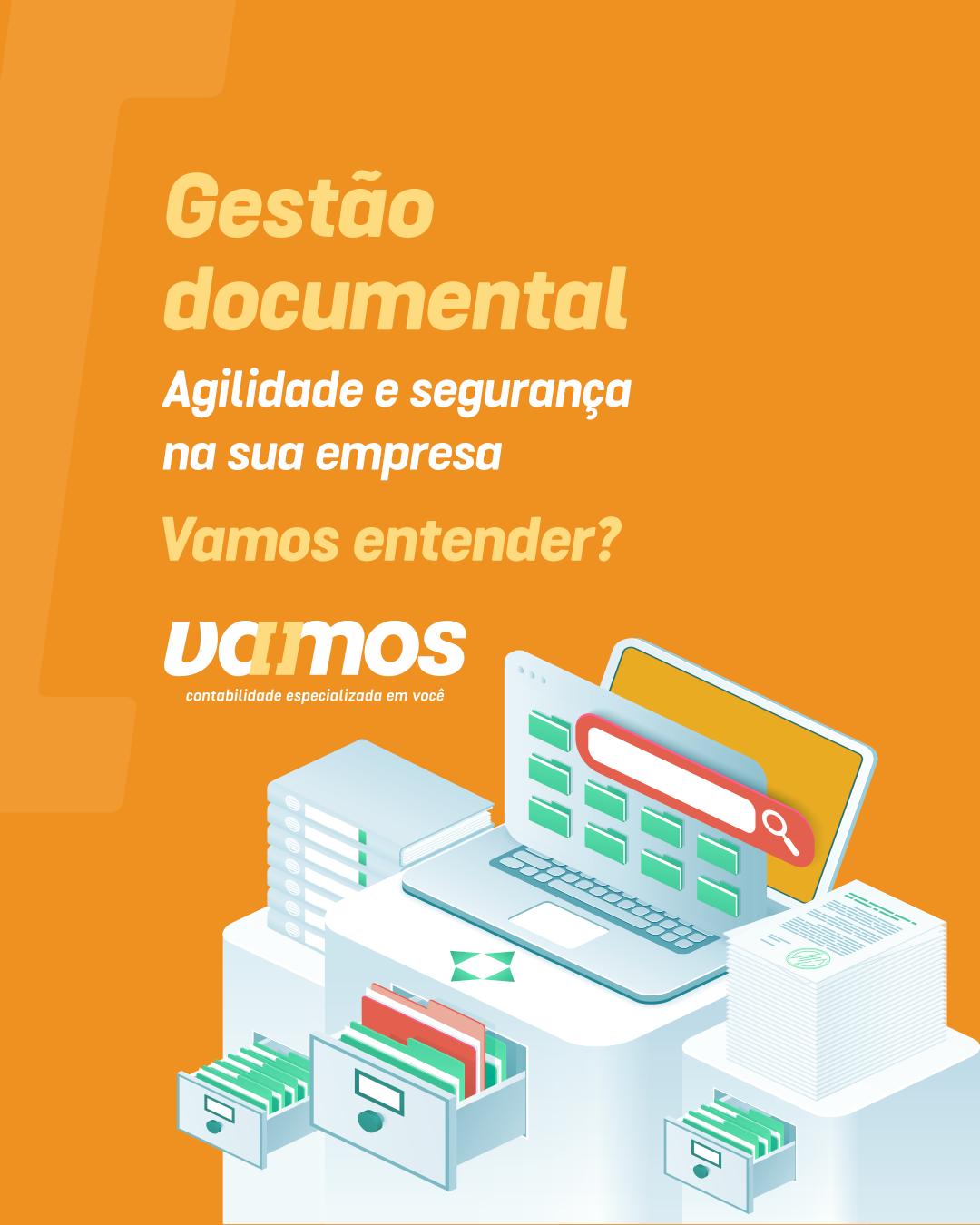 A gestão documental é o processo da produção e armazenamento de todo e qualquer documento ligado a uma empresa. Ela garante a organização e segurança sobre os documentos no ramo empresarial.